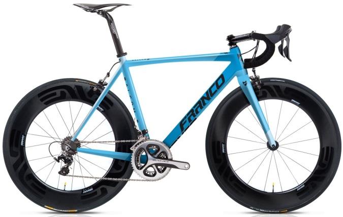 2015 Franco BALCOM S TEAM BLUE 2.0 dura ace