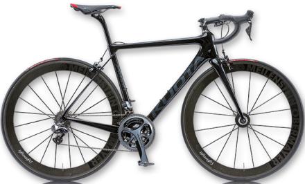 2015 Kuota Khan black dura ace 2 lightweight urgestalt wheels