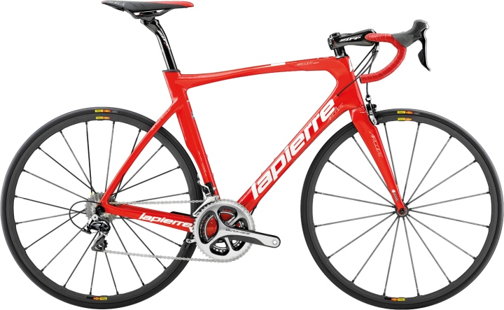 2015 Lapierre AIRCODE-ULTIMATE red dura ace