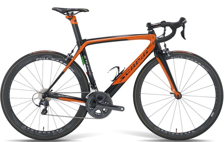 2015 Scapin Etika orange ultegra