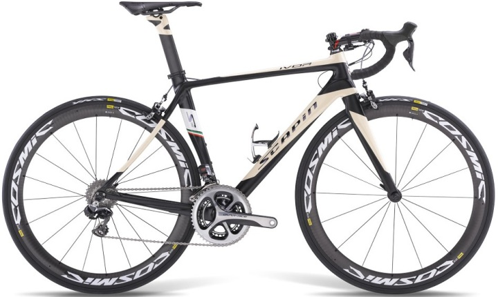 2015 Scapin Ivor black white dura ace