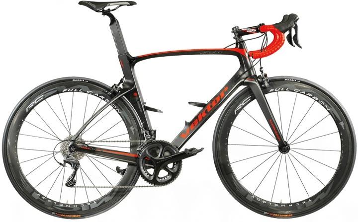 2015 Vektor Proto black red ultegra
