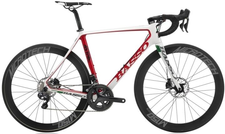 2015 Basso Italia astra disc ultegra