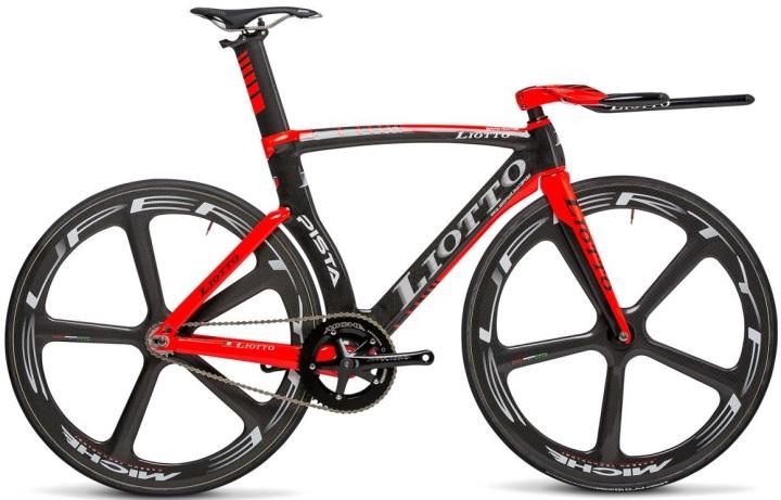 2015 Liotto pista Aero red black