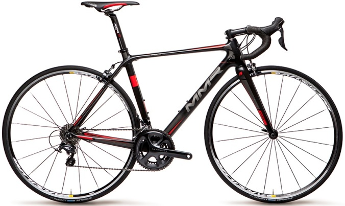 2015 MMR Miracle red black ultegra