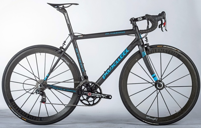 2015 Pasculli Altissimo light blue black sram red
