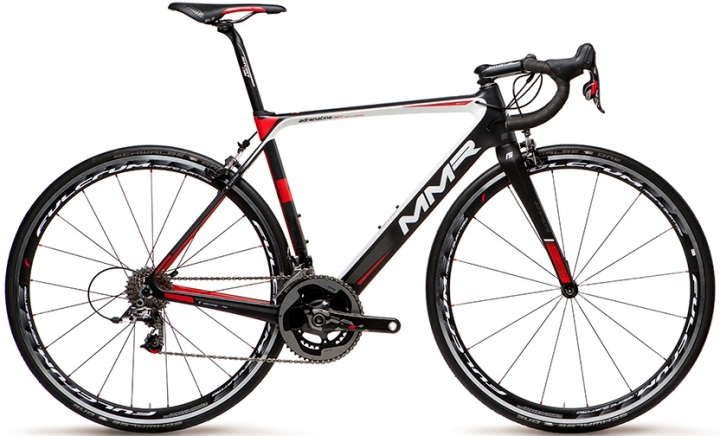 MMR Adrenaline Aero Red sram black 2015