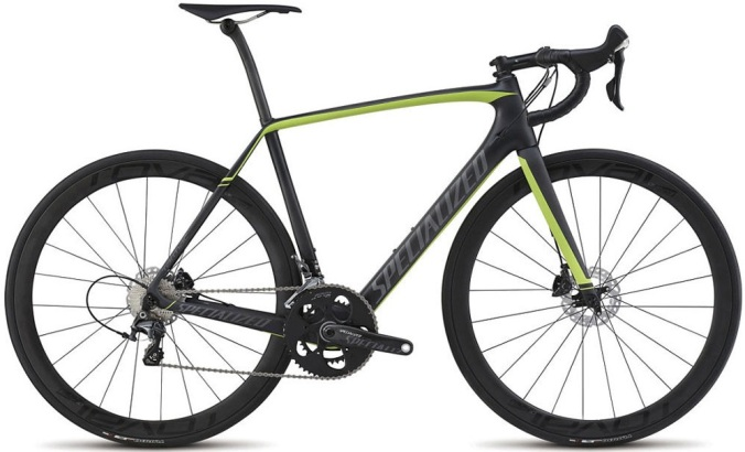 Specialized-Tarmac-Pro-Disc 2015 lime