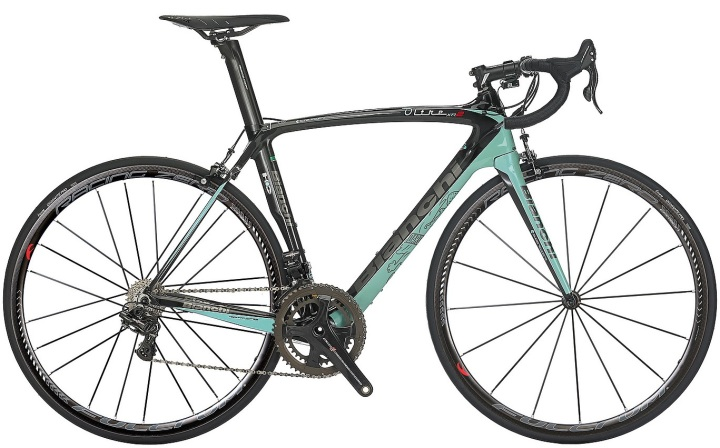 2015 Bianchi Oltre XR2 campy super record