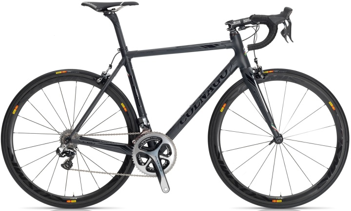 2015 Colnago C60 black dura ace