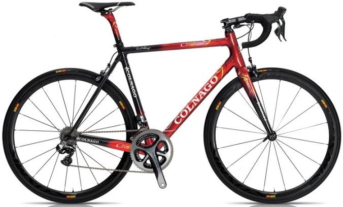 2015 Colnago C60 red dura ace