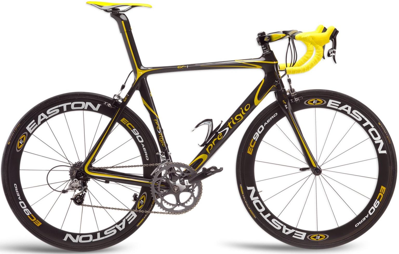 2015 Prestigio GE-1 black yellow sramneuroticarnutz2015 Prestigio GE-1 black yellow sram2016 Pinarello Dogma F8 yellow dura ace