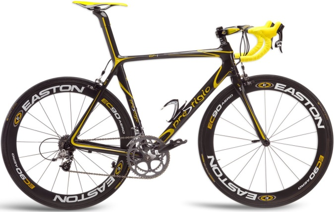 2015 Prestigio GE-1 black yellow sram