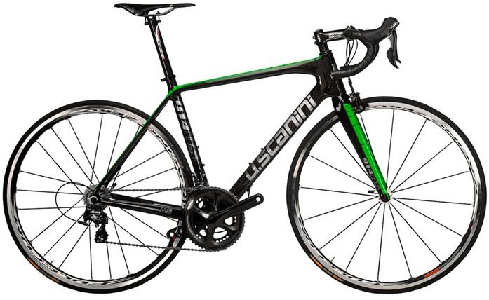 2015 U. Scanini 914 ultegra green black