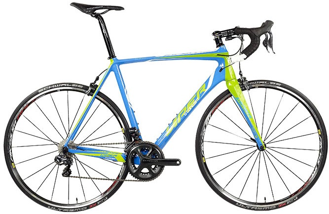 2015 Viper VIPER PUY DE DOME ULTEGRA  lime light blue