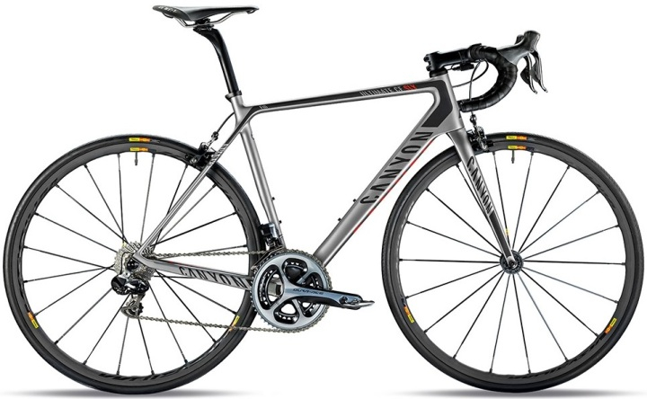 Canyon-Ultimate-CF-SLX-9-0-Di2 2015 dura ace silver red