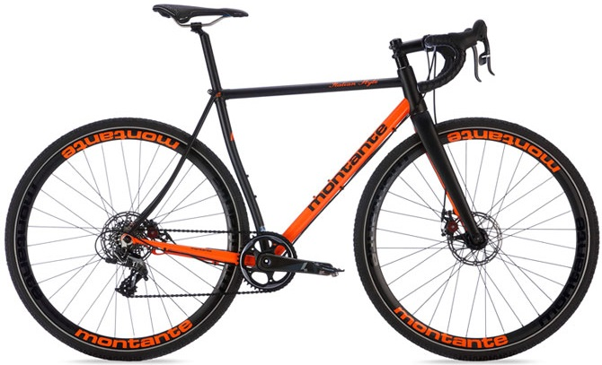 Montante 2015 disc black orange evolution-cx