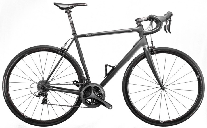 2015 AX Lightness Vial dura ace black
