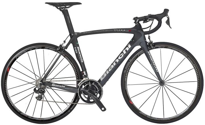 2015 Bianchi Oltre xr2 dura ace black
