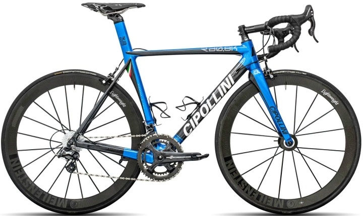 2015 Cipollini RB800 blue campy lightweight