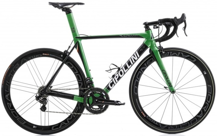 2015 Cipollini RB800 team edition green campy super record