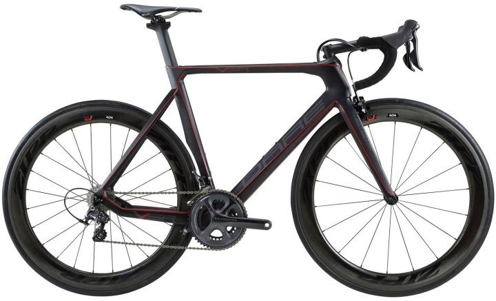 2015 Dare VSR black red ultegra
