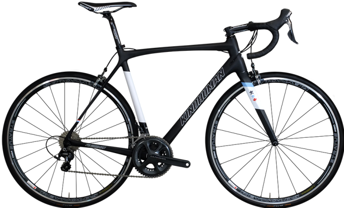 2015 Kind Human Koursa light blue black white ultegra