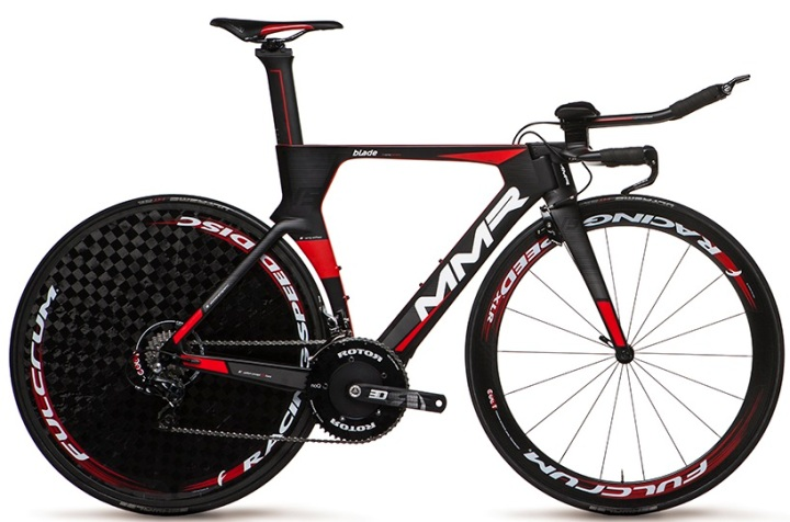 2015 MMR Blade tt red black dura ace