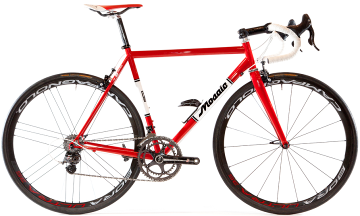 2015 Mosaic RT-1 red white campy
