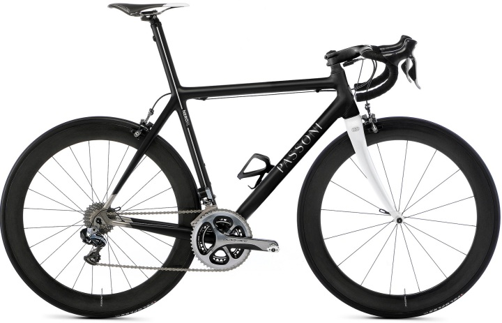 2015 Passoni Nero XL ti dura ace