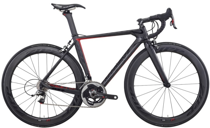 2015 Reference M1 black red dura ace