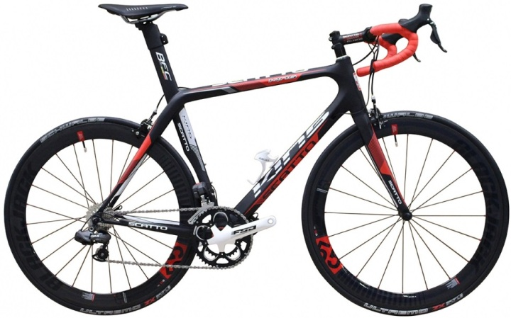 2015 Scatto King ultegra black red