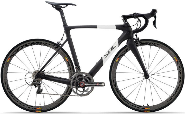 2015 Silverback Superbike Concept R2.0 white black campy super record