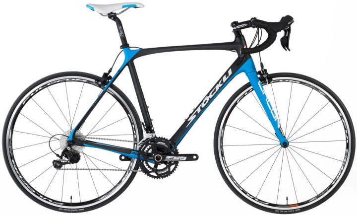 2015 Stockli Circon Pro light blue