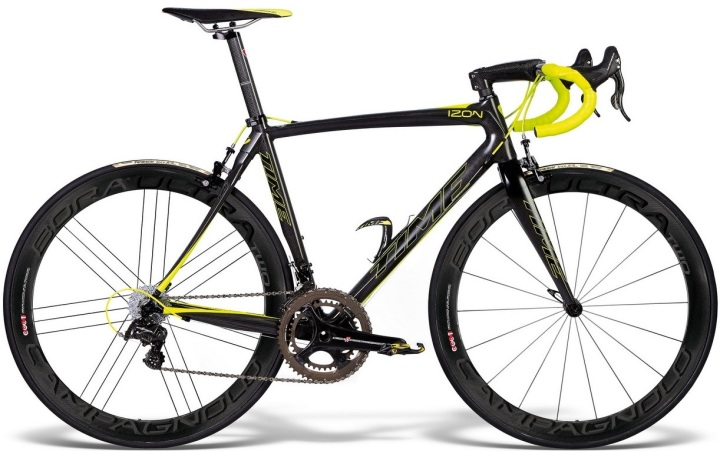 2015 time Izon yellow black campy super record