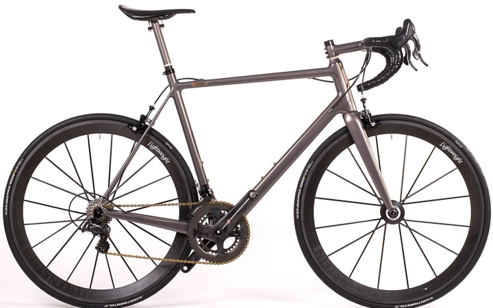 2015 velocipedo road movie grey campy 5.5kg