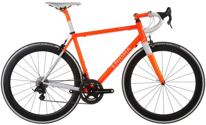 Enigma Elite HSS orange campy