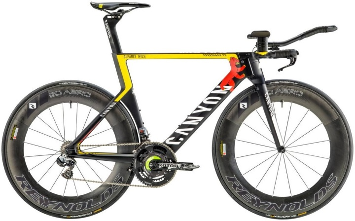 2015 Canyon speedmax tt custom