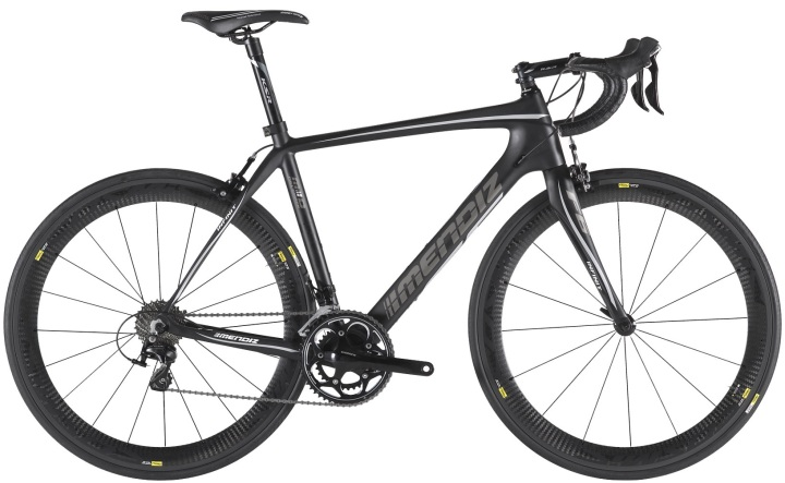 2015 Mendiz F6 black grey 105