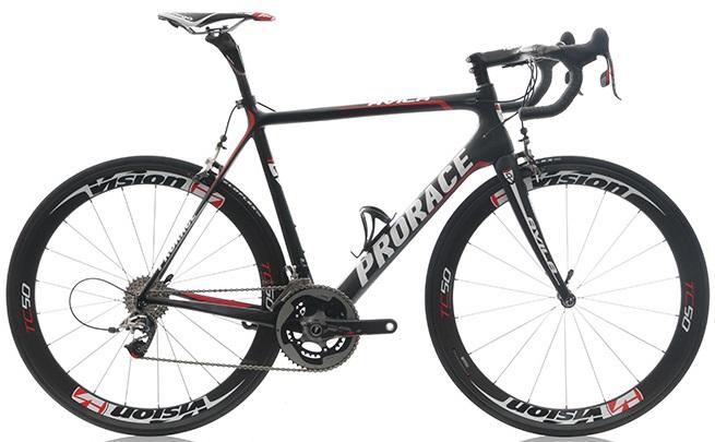 2015 Prorace Avila black sram red