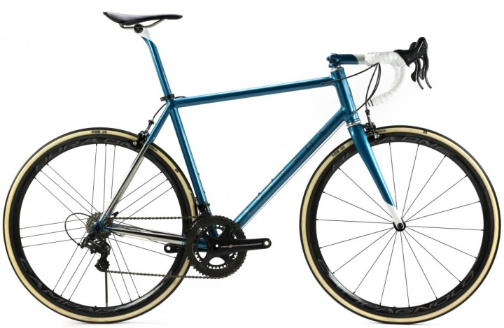 2015 Saffron columbus metallic blue campy