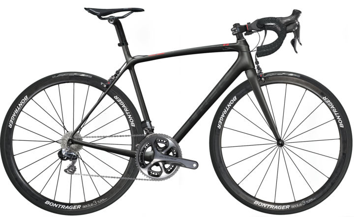 2015 Trek Emonda black dura ace
