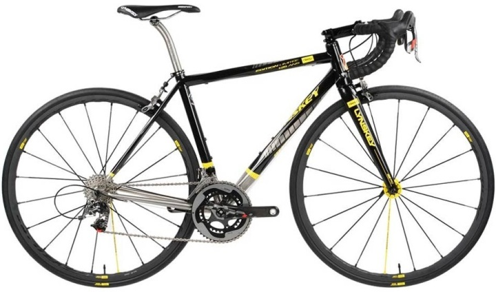 2015 Lynskey Helix mavic 125th anni edition ti sram red