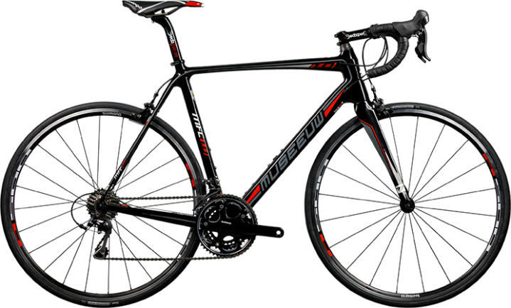 2015 Museeuw MFC 1.0 black red