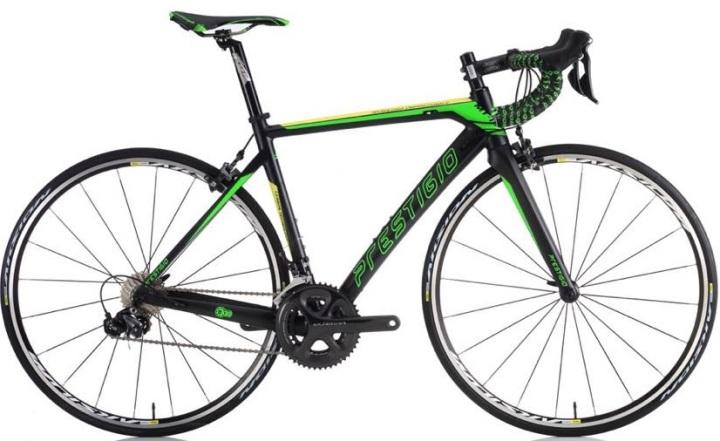2015 Prestigio MT15 green lime yellow ultegra