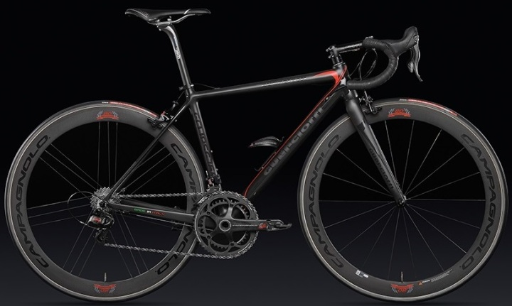 2015 Guerciotti Eclipse 769 black campy