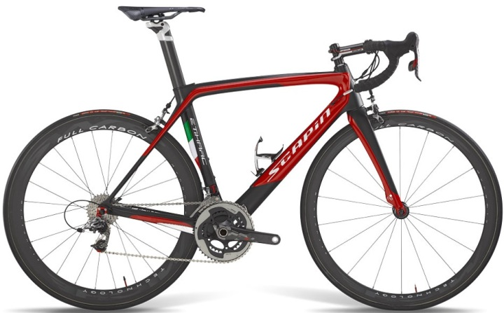 2015 Scapin Etika RC red sram