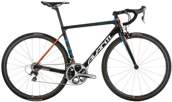 2016 Avanti Corsa SL Team dura ace blue orange black