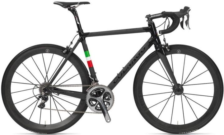 2016 Colnago C60 PLBK black polished lugs italia dura ace