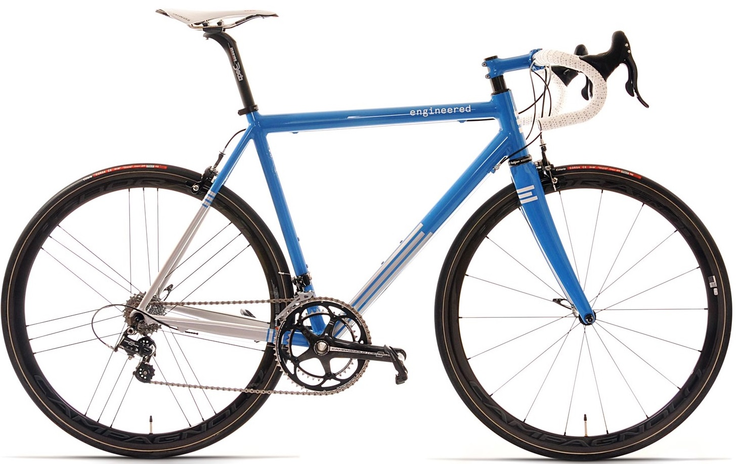 Engineered Donder light blue campy 2015neuroticarnutzEngineered Donder light blue campy 2015De Rosa scandium silver grey dura ace 2015